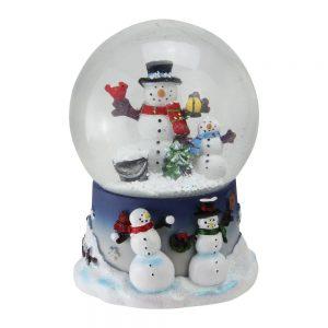 christmas snow globes 2019