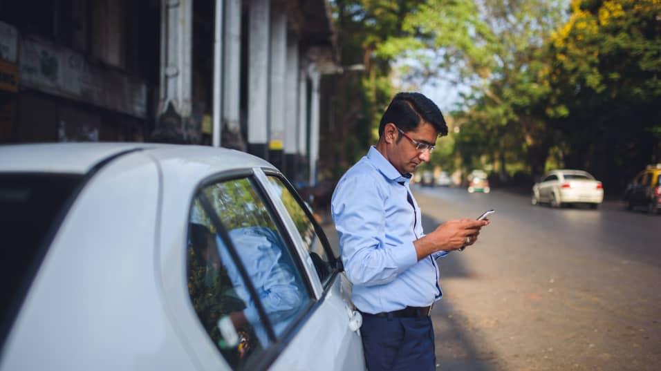 Uber Website Service